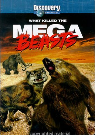 Гигантские чудовища / Mega Beasts (2010)  Discovery