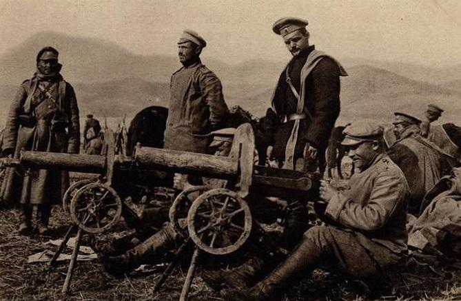 Что творилось на Кавказе во пора Гражданской войны