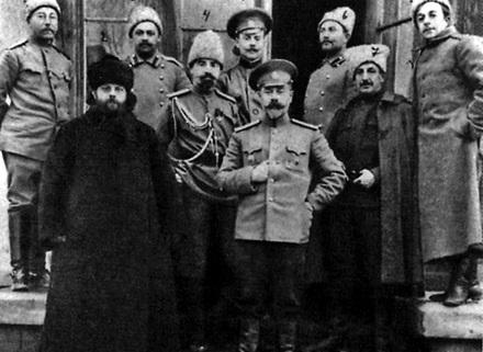 Как Деникин задушил сопротивление чеченцев в 1919 году