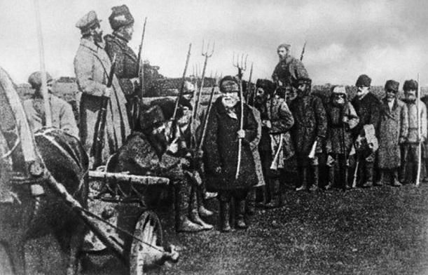 Чапанная брань: почему крестьяне взбунтовались против советской власти