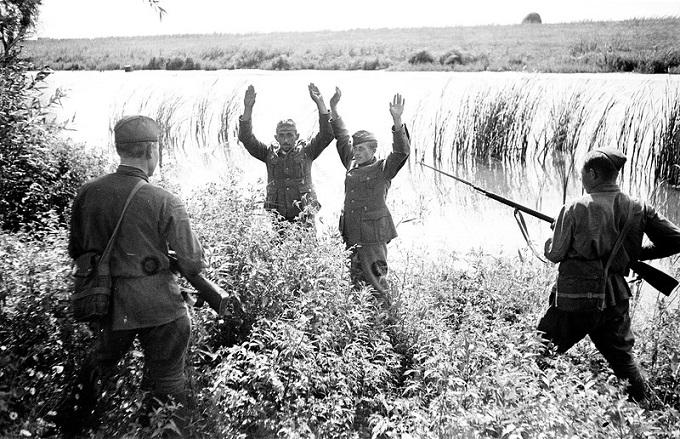 За что почитали русских солдатах их противники в войнах