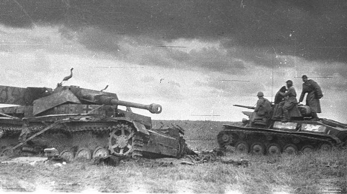 Отчего немцы считают, что Красна Армия проиграла Курскую битву