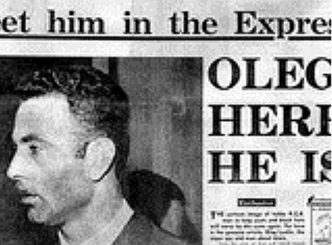 Что сделалось причиной провала советского шпиона Олега Лялина