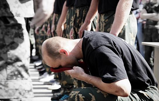 «Служу Отечеству и Спецназу!»: как можно завоевать краповый берет