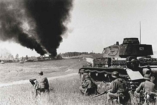 Как немецкий вермахт сделался сильнейшей армией в мире в 1941 году