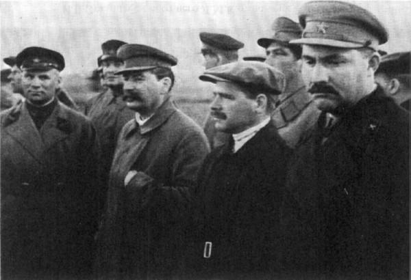 Какая охрана была у советских вождей