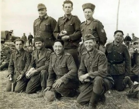 Легион СС «Идель-Урал»: как против СССР воевали мусульмане-коллаборационисты