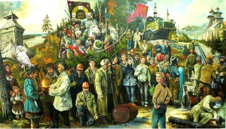 Как славяне сделались русскими: Начало русской истории (2018)