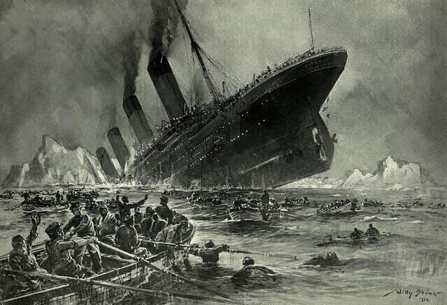 Рок «Титаника» и иные самые невероятные совпадения в истории