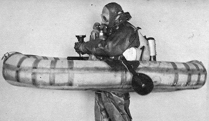 «Люди-лягушки»: как трудился советский подводный спецназ на Великой Отечественной