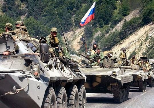 Основные герои русско-грузинской войны 2008 года