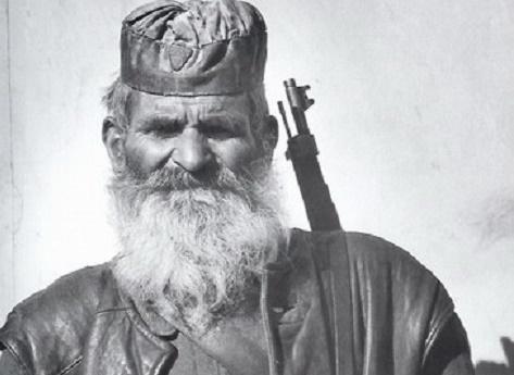 Греческие монахи-партизаны: как они воевали против немцев