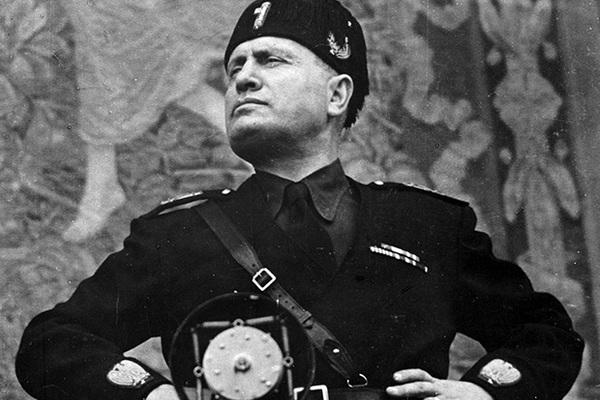 Бенито Муссолини: основная ошибка вождя итальянского фашизма