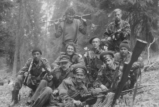 «Белоснежные волки»: как воевали русские добровольцы с афганскими моджахедами в Югославии