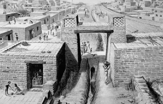 Отчего погибла хараппская цивилизация