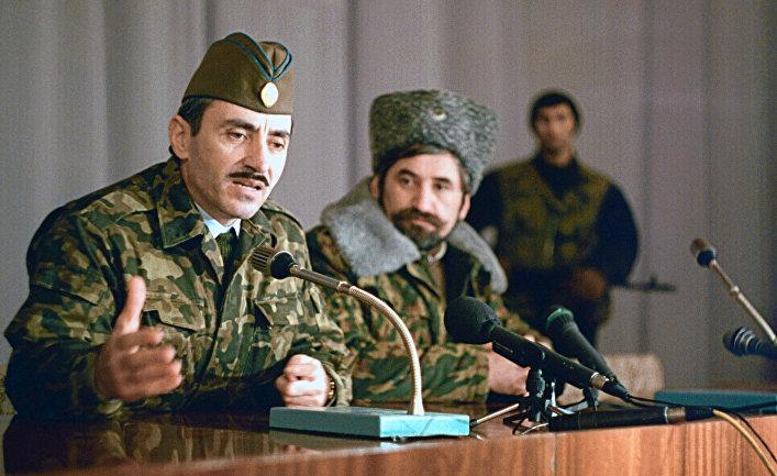 Был ли Джохар Дудаев самостоятельным политиком