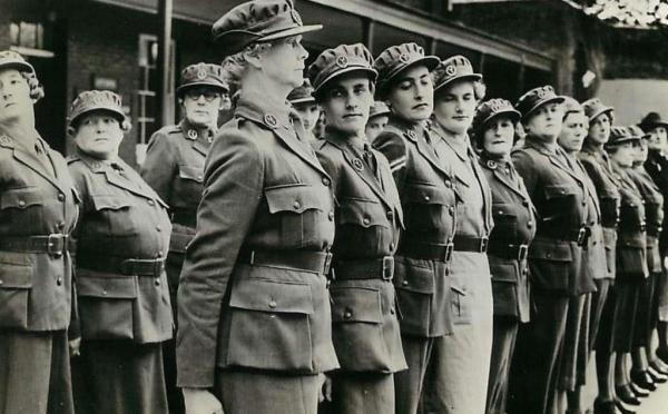 Чем занимались дамы на службе в СС и гестапо
