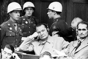 Отчего Черчилль не хотел судить руководителей Третьего рейха
