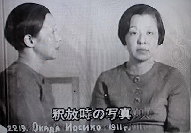 За что посадили в ГУЛАГ японскую актрису Ёсико Окаду