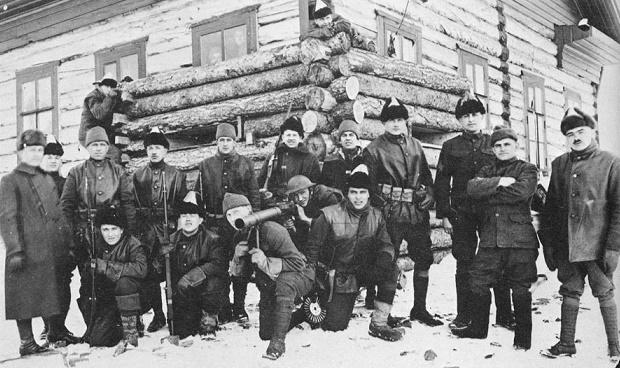 Где русские воевали с янки
