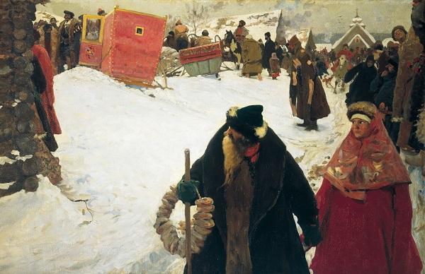 Зачем шотландцы, голландцы и итальянцы становились русскими