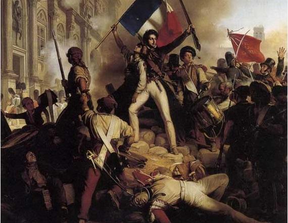 Великая французская революция: как Людовика XVI переменил Наполеон