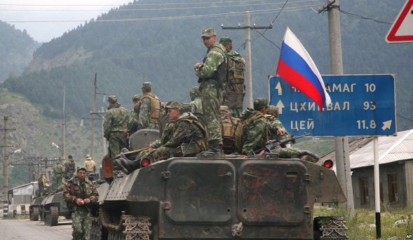 8 основных героев русско-грузинской войны 2008 года