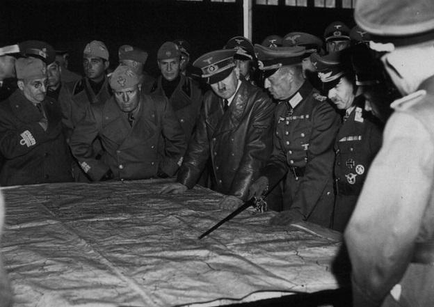 Как Гитлер желал поступить с Чечнёй