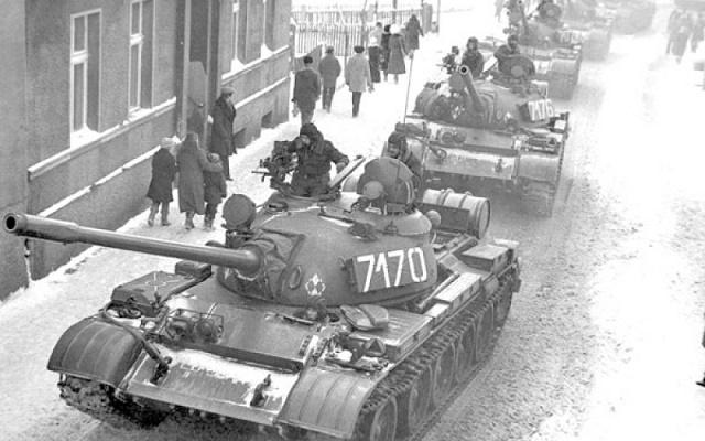 Кто задушил военный переворот в Польше в 1981 году