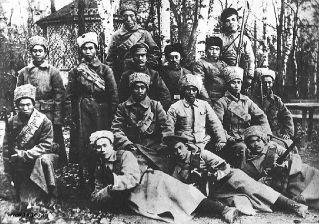 Наемники из каких краёв были самыми жестокими на Гражданской войне в России