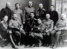 Как распря белых атаманов в Гражданской войне не дала японцам захватить Сибирь