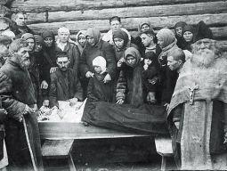 Самые необычные траурные табу на Руси