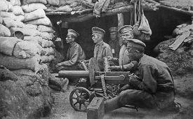 Во сколько Российской империи обходился одинешенек день боев в Первую мировую войну