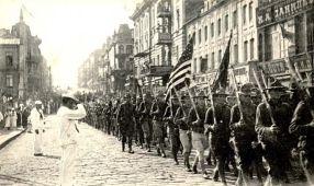 США, Англия, Япония и иные страны, которые хотели отобрать территории России во время революции