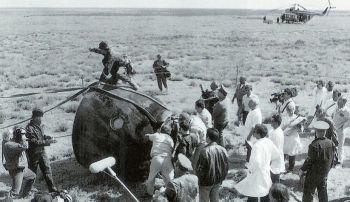 Крах космического корабля «Союз-10» в 1971 г. : главные причины