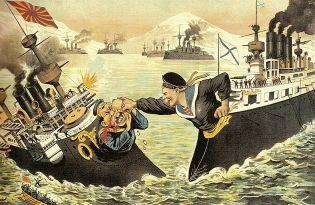 Как русско-японская брань принесла Нобелевскую премию, а кому — титул графа