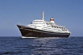 Как западные конкуренты загубили элитный советский круизный лайнер «Михаил Лермонтов»