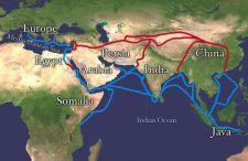 Как Великий Шелковый линия создал мир / How The Silk Road Made the World (2019)