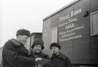 Лучшая в вселенной. Санитарно-эпидемиологическая служба Красной Армии