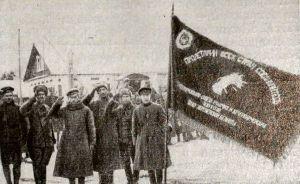 Петроградская оборона 1919 года глазами алых