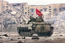 Брань в Чечне. Штурм Грозного Январь 1995 года  (2019)