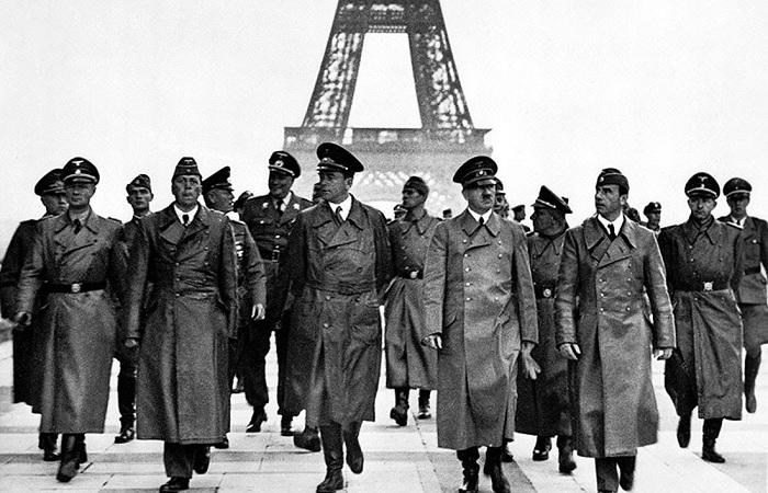 Товарищи фашистской Германии, или Кто проиграл Вторую мировую вместе с Гитлером