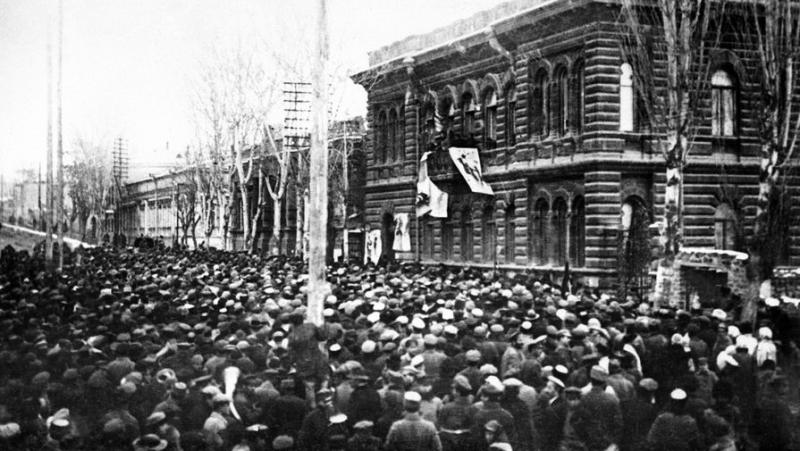 Спасение от турок: 100 лет назад Ленин советизировал Армению