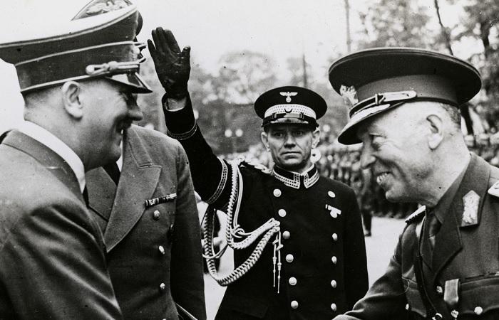 Чем занимались на брани союзники Гитлера и Почему постоянно проигрывали