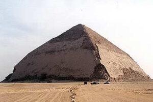 В Антарктиде ученые заметили древние пирамиды