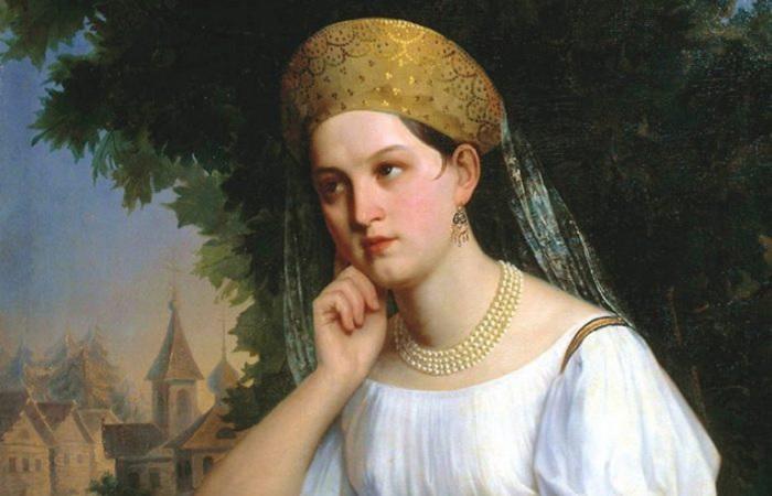 Русские молчуньи: Отчего, когда и с кем женщинам на Руси запрещалось разговаривать