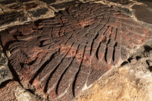 «Отстаивал муку»: на древнеримском жернове нашли изображение фаллоса