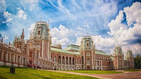 Коломенское, Царицыно, Кусково. Самые прекрасные дворцы Москвы (2021)