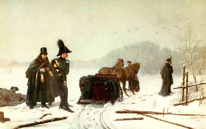 Сколько было дуэлей у Пушкина, и Отчего великий поэт стрелялся даже с собственным дядюшкой