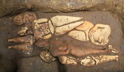 Отыскано самое древнее в Центральной Америке захоронение майя